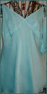 07-0132 HALSTON BABY DOLL GOWN, 2X