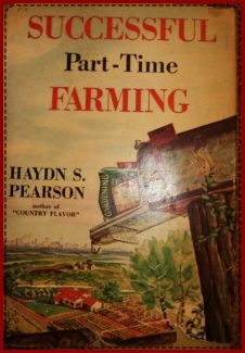 07-0396 SUCCESSFUL PART-TIME FARMING by Haydn S Pearson
