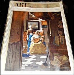 07-0769 ART NEWS MAGAZINE November 1953