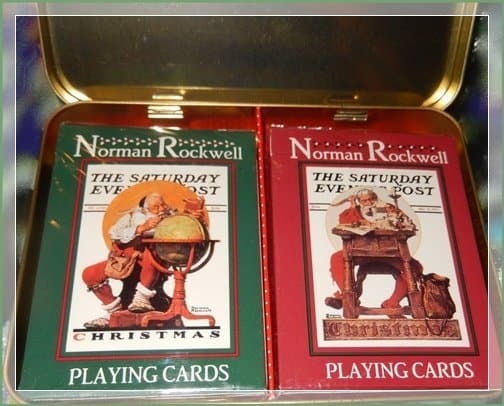 Nostalgic Collection Playing Cards New With Box
