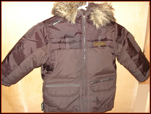 b2c51a3e4299 CHILD S AKADEMIKS WINTER DOWN JACKET  SIZE 3T – Abandoned Treasures