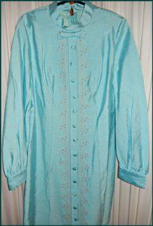 16-0033 VINTAGE SYLVIA ANN SHATUNG DRESS