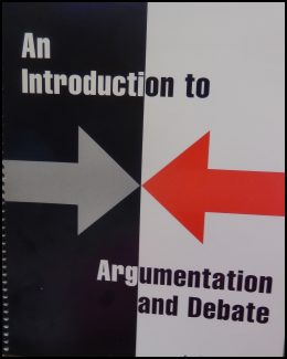 17-0071 AN INTRODUCTION TO ARGUMENTATION AND DEBATE FARRIS