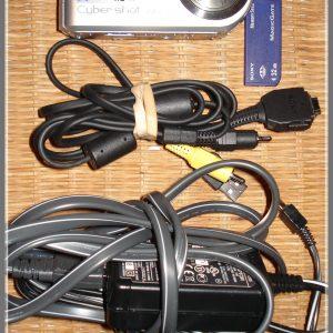 10-0010 SONY CYBERSHOT DIGITAL CAMERA DSC P200